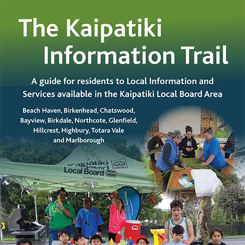 Kaipatiki Information Booklet-cover