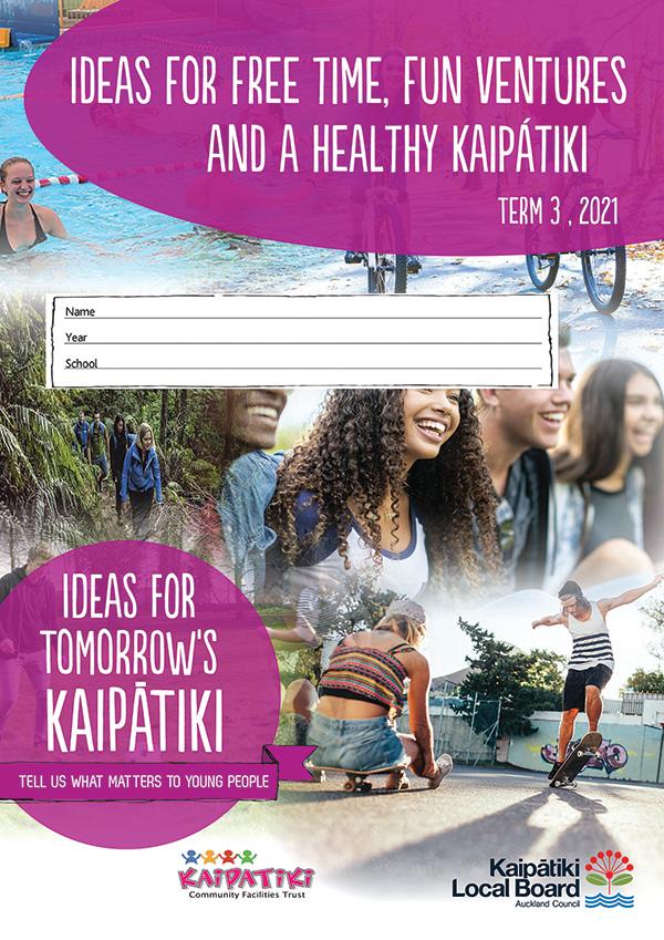 Kaipatiki Childrens Panel BIRKENHEADWAR MEMORIAL PARK term 4 201