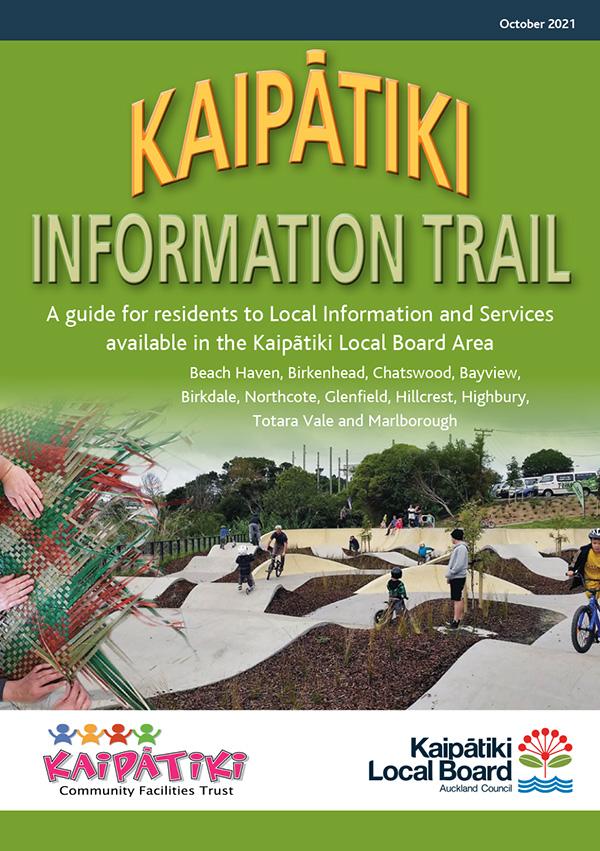 Kaipatiki Information Booklet 2021-1
